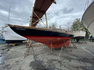 LF -1964 Yacht Constructors Chinook 34' Sailboat - New York