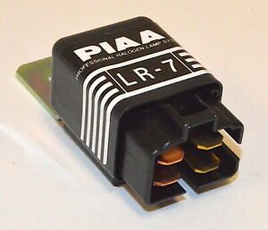 PIAA LR-7 Relay for Solitaire Harness *New* PN: 33001