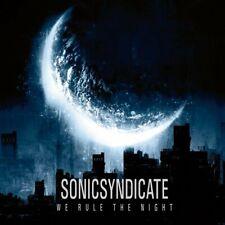 SONIC SYNDICATE - We Rule The Night - CD-Jewel, 2010 Neu New