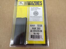 Heckler & Koch Model HK 300 Magazine 22 Mag. 10 RDS by TripleK #1593M