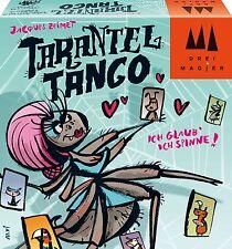 TARANTEL TANGO - Kartenspiel - Drei Magier 40851 - NEU