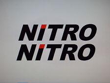 Nitro Boat Decal EBay - Nitro bass boat decals