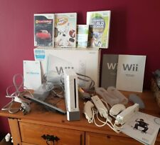 Nintendo Wii Console Bundle - Boxed