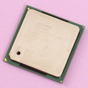 Intel Pentium 4 2.4Ghz Socket 478 Northwood 512KB Cache 533 Mhz FSB SL6D7