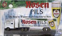 Rosenbrauerei Nr.6 - Schwarze Rose Nr. 2 - Kenworth T800 SZ KW 70€ - ROSEN  PILS