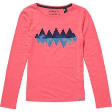O'Neill Longsleeve Shirt LG NIGHT VIEW L/SLV T-SHIRT pink Unifarben