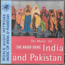 THE ROUGH GUIDE TO THE MUSIC OF INDIA & PAKISTAN - BRAND NEW CD - FREE UK POST