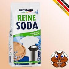 HEITMANN Reine Soda 500g natürliche Haushaltssoda kalzinierte Waschsoda