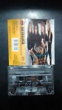 Metallica The $5.98 EP Garage Days Re-Revisited Cassette thrash metal