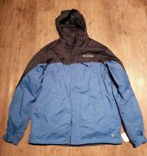 Columbia interchange Ski jacket L Men's waterproof 3-in-1 Lhotse parka insulated