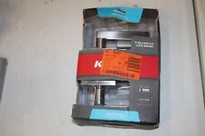 Kwikset Halifax Satin Nickel Bed/Bath lock Model #155HFL SQT 15 6AL RCS