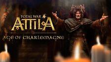TOTAL WAR: ATTILA AGE OF CHARLEMAGNE STEAM key