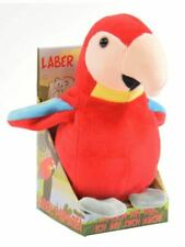 Labertier Laber Sprechender Wellensittich Grün mit Käfig Vogel budgie Neu