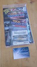 TOCA TOURING CAR CHAMPIONSHIP X PC CD ROM 95-NUOVO_SIGILLATO_ITALIANO INGLESE