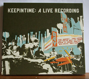 """""""Keep In Time: A Live Recording"""" CD+DVD 2-disc Set"""