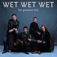 WET WET WET The Greatest Hits CD BRAND NEW Best Of