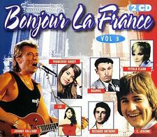 VARIOUS ARTISTS - BONJOUR LA FRANCE V.3 (2CD) (NEW CD)