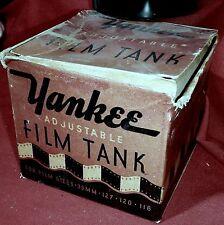 Yankee Adjustable Daylight Film Developing Tank for 120 127 35 116 Camera Film