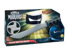 WORLD OF WARRIORS - KURO BATTLE GEAR