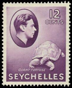 """SEYCHELLES 132 (SG139) - KGVI """"Giant Tortoise"""" 1938 Print (pa82306)"""