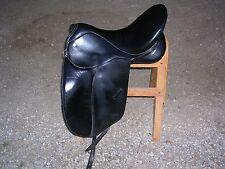 "Klimke Saddle in Excellent Condition - 161/2"" seat, medium tree, narrow twist."