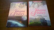 JOHANNA LINDSEY QUANDO L'AMORE CHIAMA-CUORE DI GUERRIERO-SILVER ANGEL....