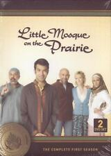 3 DVD BOX SETS - LITTLE MOSQUE ON THE PRAIRIE - Seasons 1 2 3 - Brand New Canada