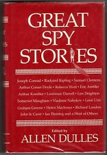 Great Spy Stories by Allen Dulles (editor)- High Grade