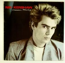 "12"" LP - Nik Kershaw - Human Racing - B1118 - washed & cleaned"