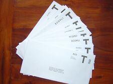 25 Enveloppes T prêt à poster Tarif éco NEUVES - Validité permanente