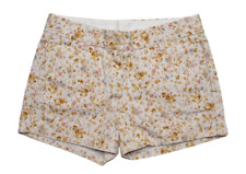 J. Crew Floral Broken-In Chino Shorts, Size 00 (0)