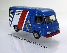 """Brekina 14608 Saviem SG2 Kasten """" Renault Service """"  Frankreich"""