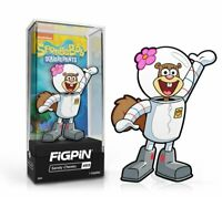 In Stock: FiGPiN Classic: Nickelodeon - Sandy Cheeks #469