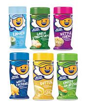 Kernel Seasons Popcorn Seasoning Powder Kettle Caramel Ranch PACK OF 2 & SAVE