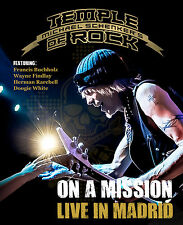 MICHAEL SCHENKER of UFO New LIVE MADRID CONCERT & MORE 2 CD SET