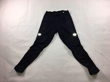 Men's Pearl Izumi Elite Series Thermal Pants Size L Large Black Drawstring #1060