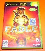 Fable VideoGame Game Videogioco Gioco per Console Microsoft Xbox Used PAL