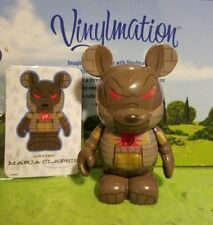 "DISNEY Park Vinylmation 3"" Set 5 Park Anubis Great Movie Ride with Card"