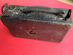 Rare Camera cinema Cine Kodak Model B  -16mm avec Anastigmat f/1.9 - 25mm