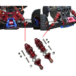 Front Rear Thickened Spring Dampers Shock Absorber Kits for LOSI RC Car Parts