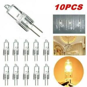 Wholesale G4 Base JCD Halogen Light Bulb 120V 20W 20 WATT 10 Pcs
