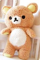 Rilakkuma Relax Bear Soft Pillow Plush Toys 55cm Stuffed Kawaii San-x Doll Gifts