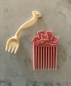 VINTAGE Genuine CABBAGE PATCH KIDS 1991 Comb And Fork