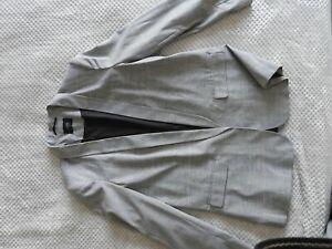 Papaya black check skirt and jacket suit.  Size 16