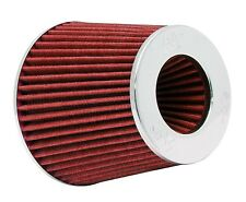Performance K&N Filters RG-1001RD Universal Chrome Air Filter For Sale