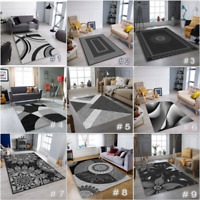 Modern Large Hall Runner Rug Floor Carpet Living Room Bedroom Rugs Kitchen Mats