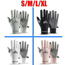 Full Finger Glove Racing Motorcycle Gloves Cycling Bicycle MTB Bike Riding