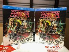 Phantom of the Paradise (Blu-ray Disc) NEW w/ OOP MINT SLIPCOVER scream factory