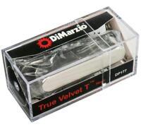 DiMarzio DP177C True Velvet Tele Neck Pickup NEW + FREE 2DAY SHIPPING!