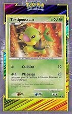 Tortipouss - Platine - 101/127 - Carte Pokemon Neuve Française